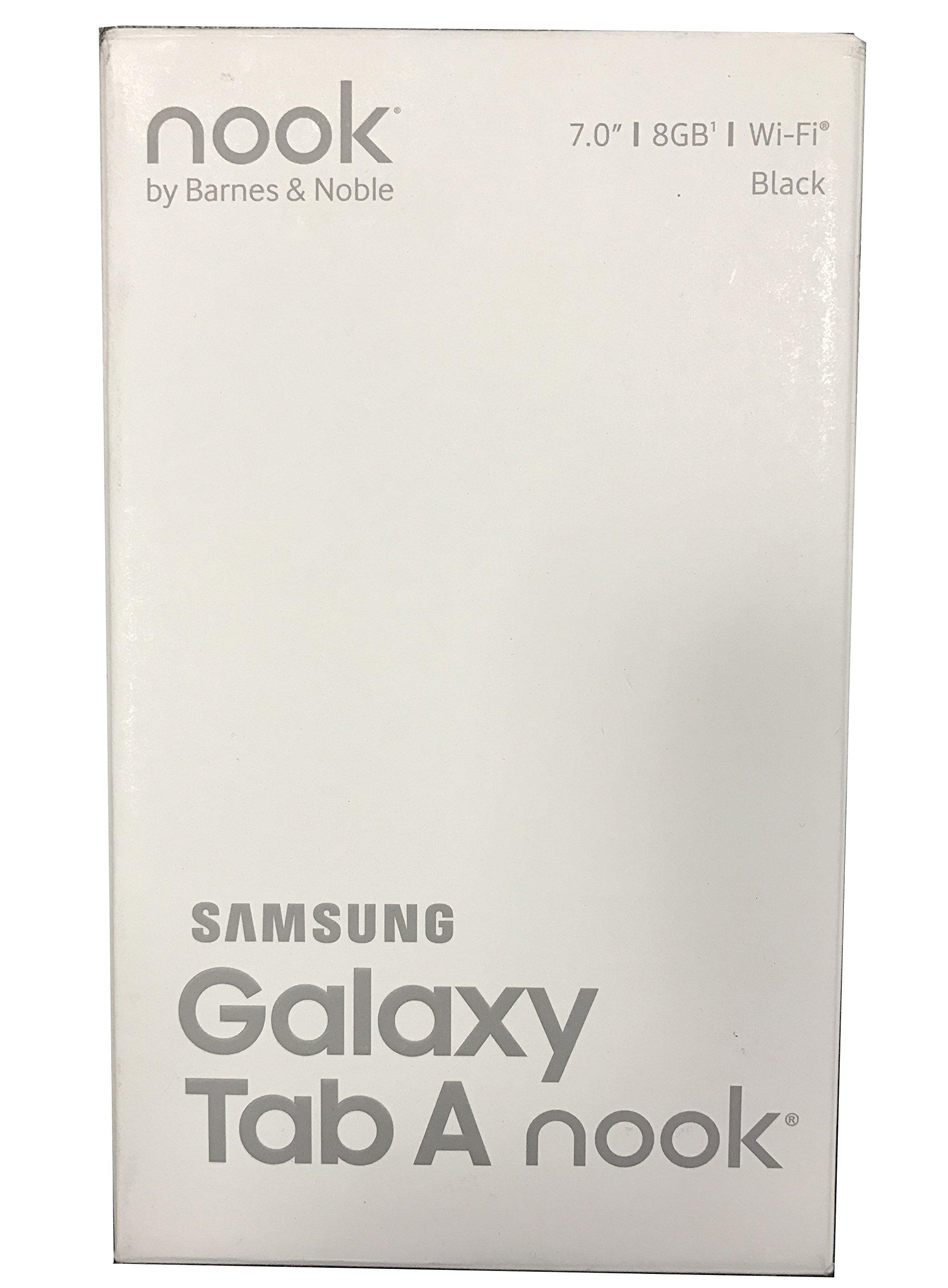Samsung Galaxy Tab A NOOK 7'' Tablet Black (SM-T280-NOOK) (Certified Refurbished)