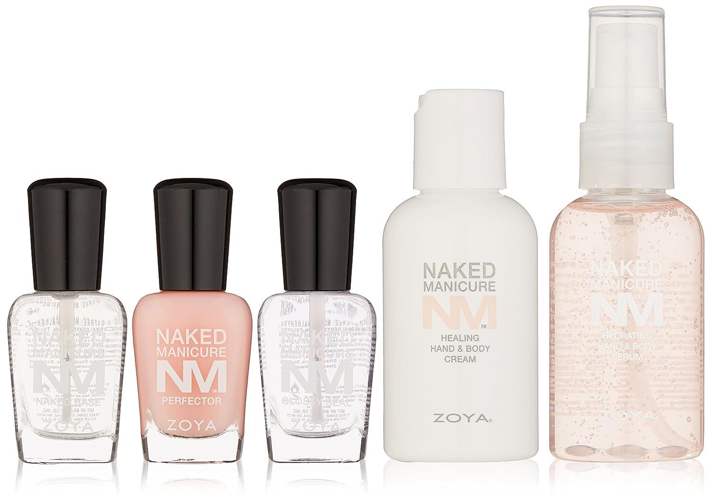 Zoya Naked Manicure Hydrate & Heal Kit: Premium Beauty
