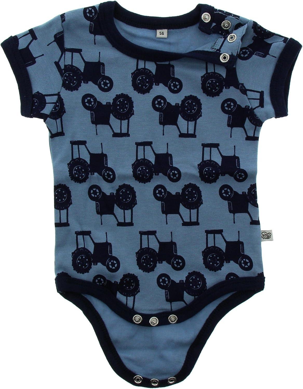 86 cm Violett Langarm Formender Body PIPPI Unisex Baby 4er Pack Aufdruck Lilac 600
