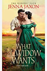 What a Widow Wants (The Widows' Club Book 3) Kindle Edition