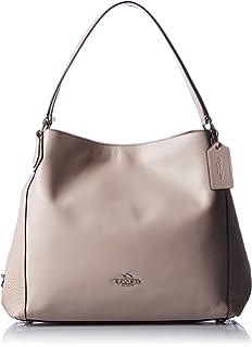 discount coach designer bags 5s1r  COACH Women's Mixed Leather Edie 31 Shoulder