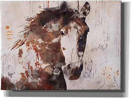 Epic Graffiti 'Brown 2 Gorgeous Horse'