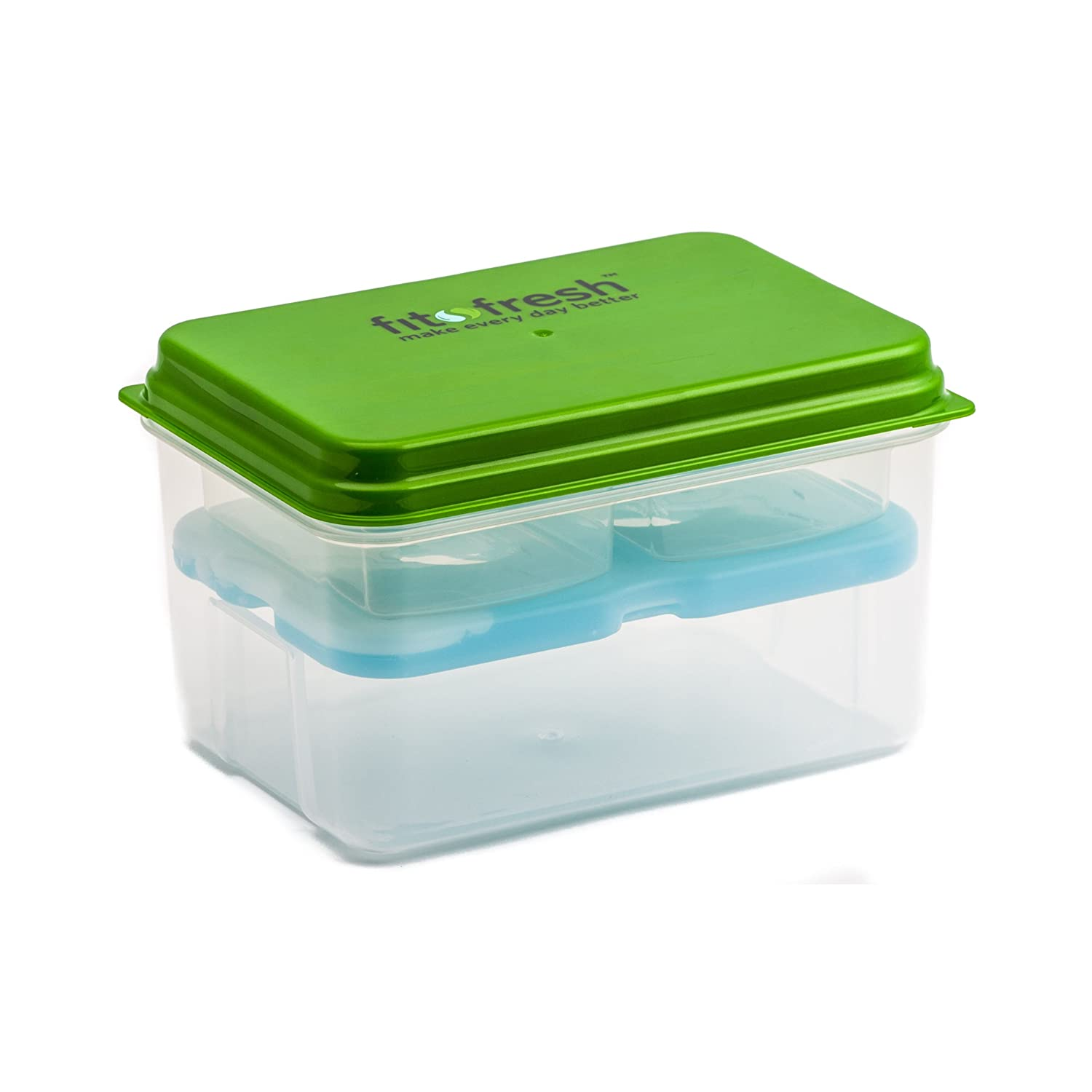 Amazoncom Fit & Fresh Lunch On The Go Set With