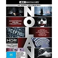 Christopher Nolan Collection (4K UHD + Blu-ray)
