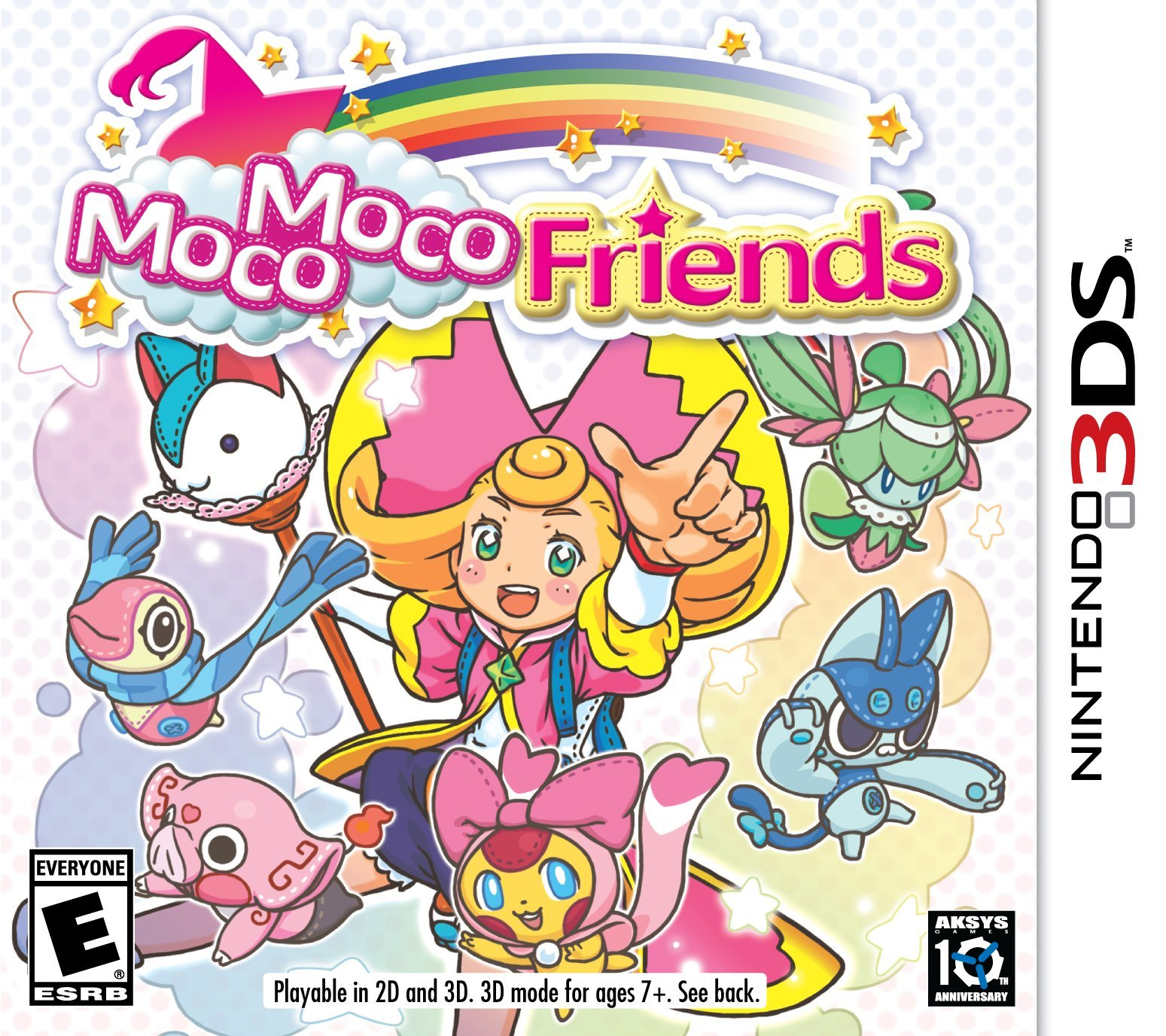 Moco Moco Friends - Nintendo 3DS