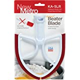 Original Beater Blade for KitchenAid 5-Quart Bowl Lift Mixer, KA-5LR, Red, Made in USA