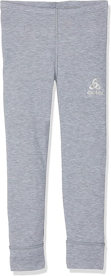 tama/ño FR : 14 ANS Talla Fabricante : 164 cm Odlo Warm Long Color Negro Pantalones de esqu/í para Mujer Infantil