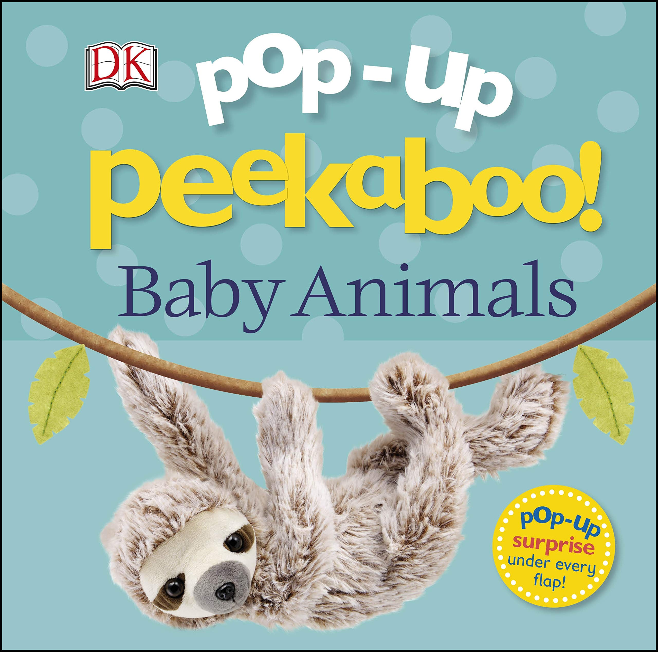 Pop-Up Peekaboo! Baby Animals: Amazon.co.uk: DK: Books