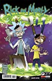 RICK & MORTY #27 VAR PETERSON Release Date 6/28/17