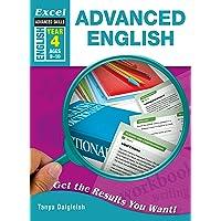 Excel Advanced Skills: Advanced English Year 4