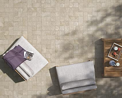 Ragno stoneway porfido ivory cm r m piastrelle pavimenti