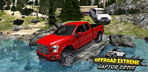 Offroad Extreme Raptor Drive from Kaizen Tech Studios