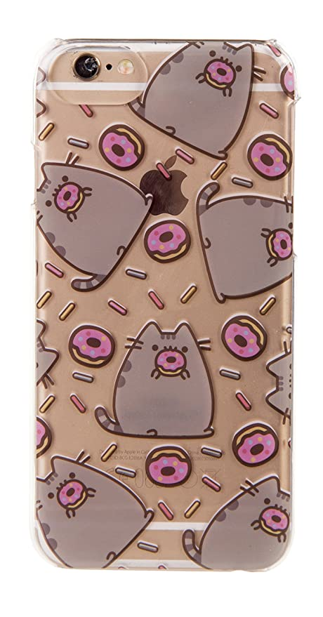 detailed look bfacd f86cb VMC Accessories Pusheen iPhone 6 6s 7 Case: Amazon.co.uk: Kitchen & Home