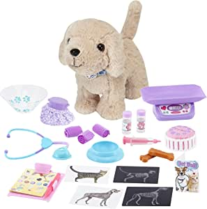Journey Girls Pet & Vet Center Fashion Doll