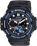 Casio G-Shock Analog-Digital Black Dial Men's Watch - GN-1000B-1ADR (G606)