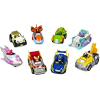 Paw Patrol, True Metal Mighty Pack of 8 Collectible DIE-CAST Vehicles, 1: 55 Scale