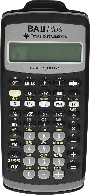 Best ba 2 plus financial calculator 2020