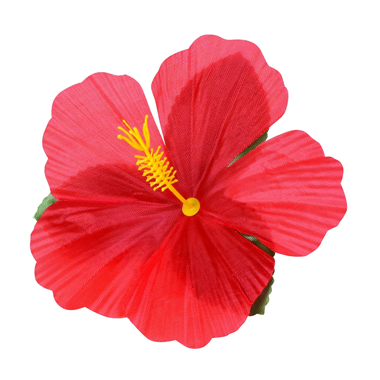 multicolor Boland 52513/ /Juego 24/Decoraci/ón Floral Hibiscus Hawaii