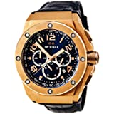 TW Steel Mens CE4003 CEO Tech Blue Dial Chronograph Watch