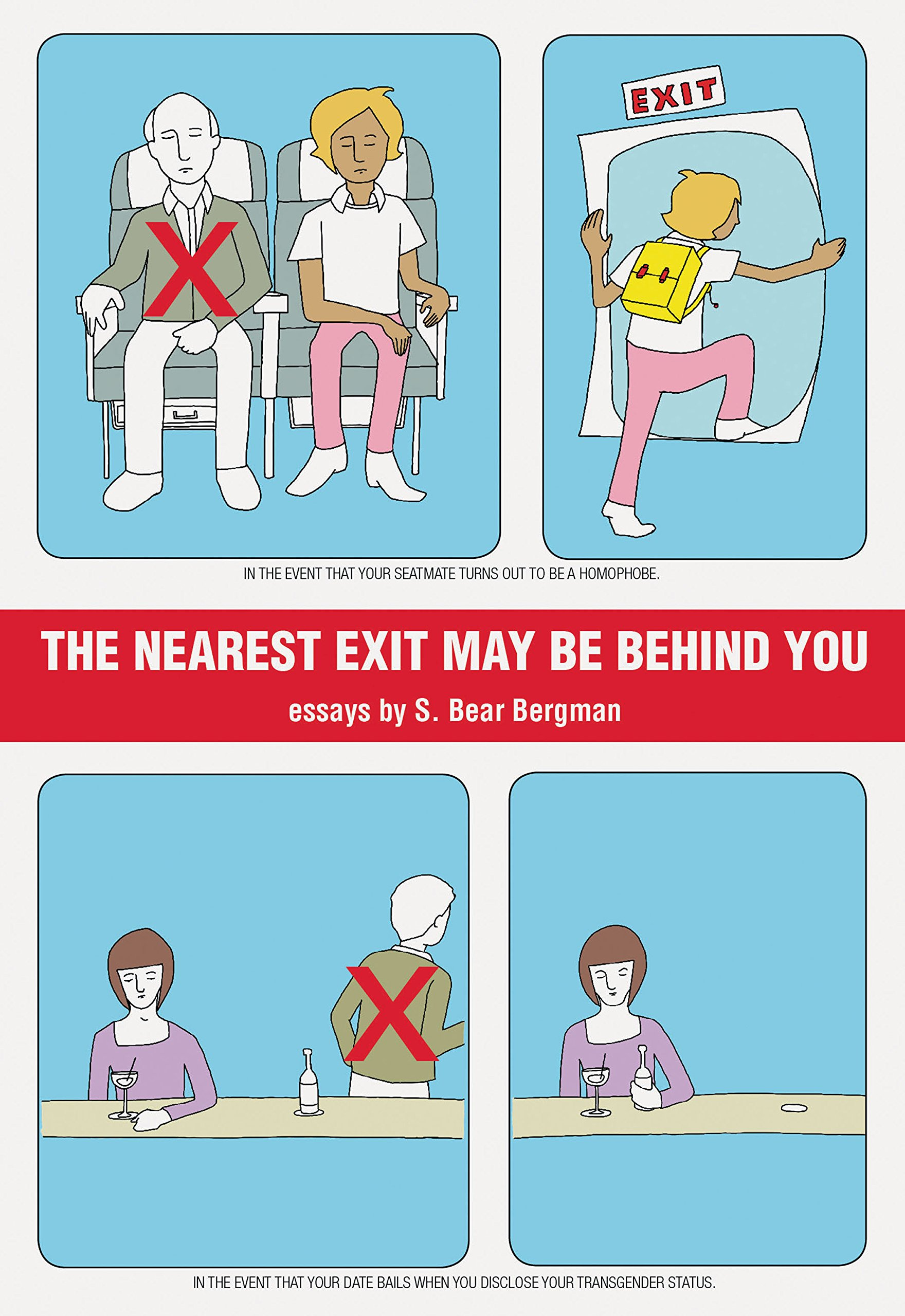 Download The Nearest Exit May Be Behind You ebook