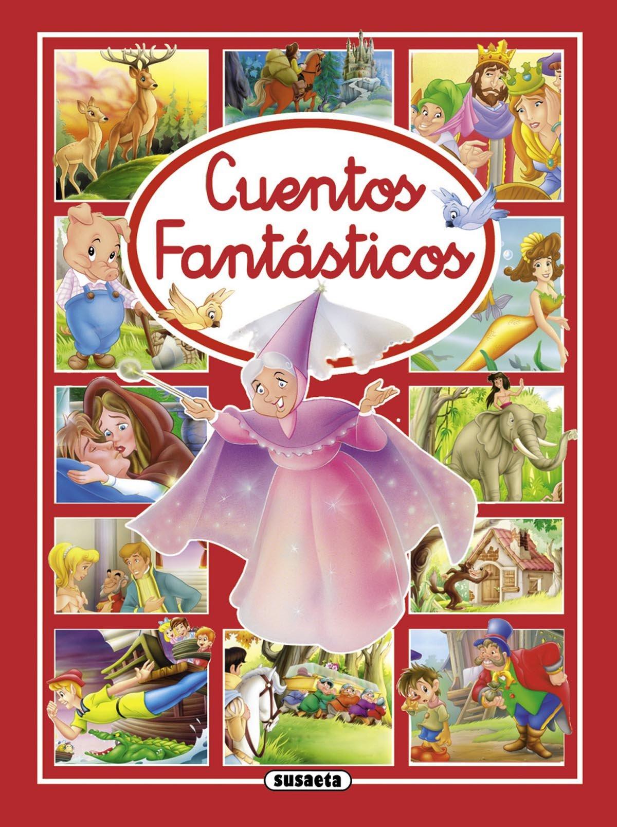 Read Online cuentos fantasticos rojo (Spanish Edition) pdf epub