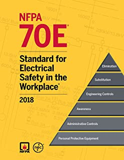 2018 nfpa 70e handbook for electrical safety in the workplace rh amazon com Laser Safety Manual Laser Safety Manual