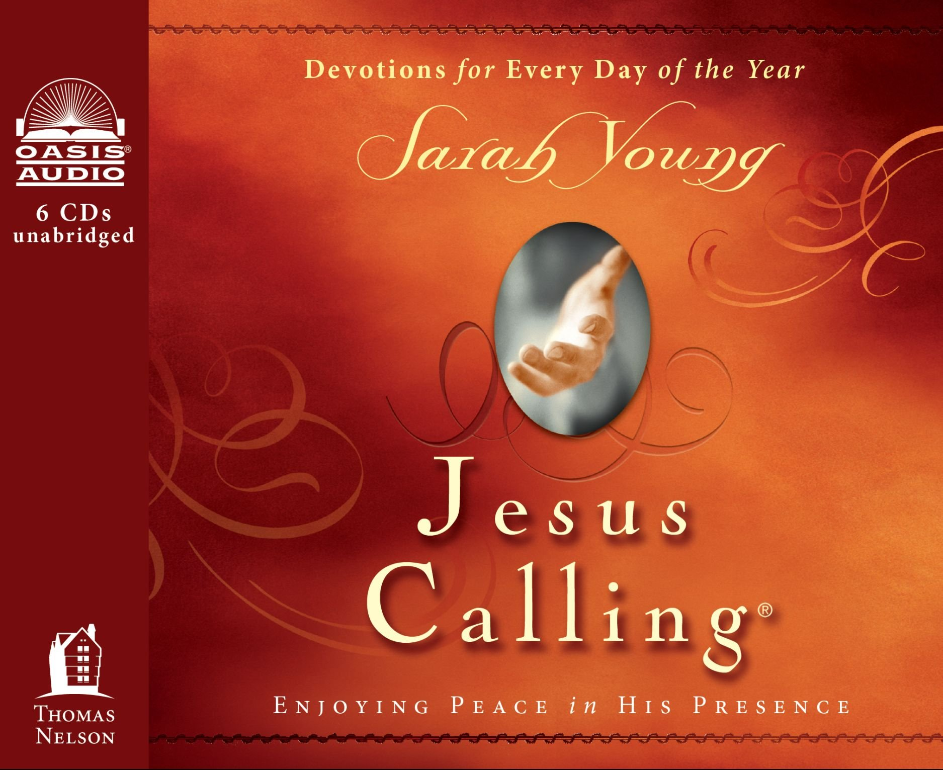Jesus Calling: Enjoying Peace in His Presence by Brand: Oasis Audio