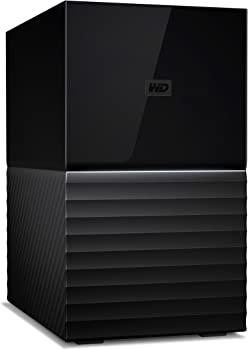 Western Digital My Book Duo 6TB USB 3.0 External Hard Drive
