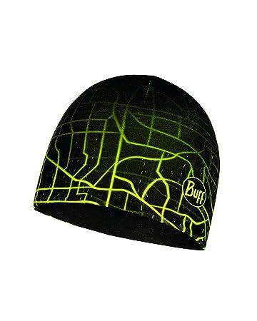 Buff Microfiber Reversible Hat R-Extent Black M/ütze Beanie