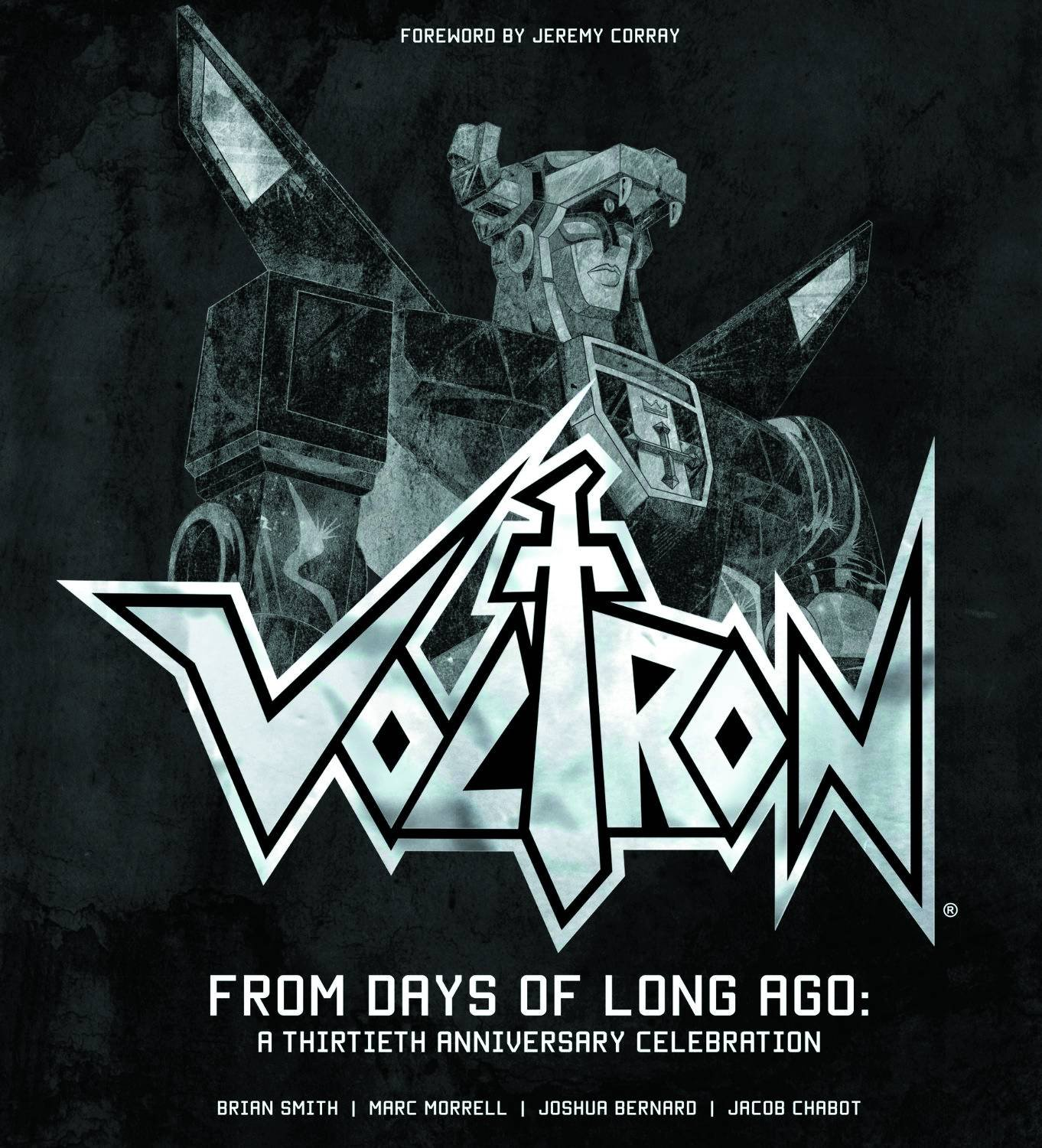 Voltron: From Days of Long Ago: A Thirtieth Anniversary Celebration (Voltron: Defender of the Universe) pdf