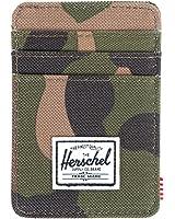 Herschel Supply Co. Men's Raven Wallet, Woodland Camo, One Size