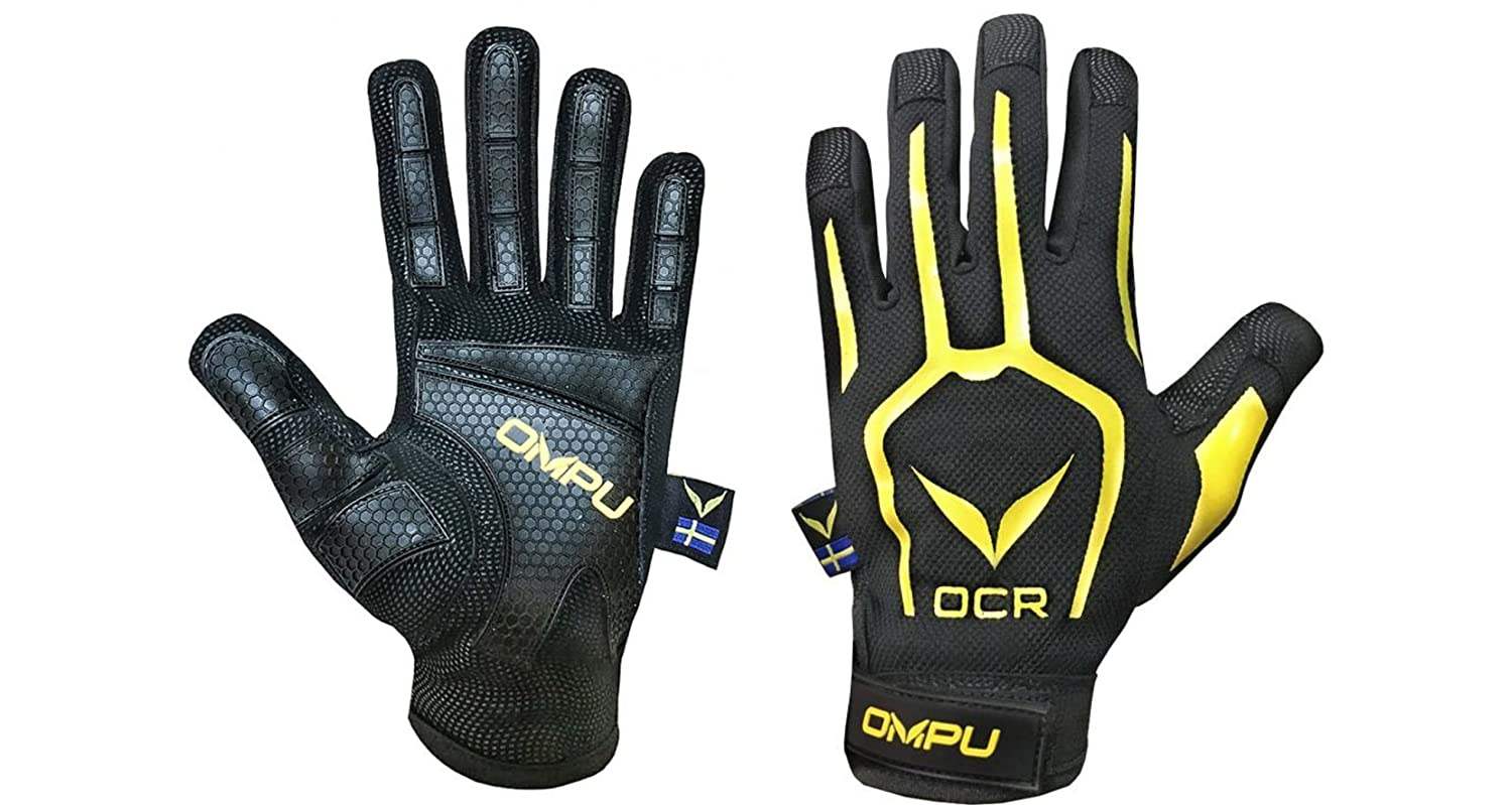 OCR & Outdoor Warm Weather Glove (BLACK/YELLOW)