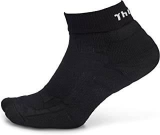 product image for thorlos unisex-adult Oaqu Thin Cushion Outdoor Athlete Ankle Socks