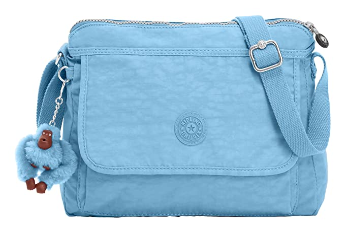 71ea4b101 Image Unavailable. Image not available for. Colour: Kipling Aisling Solid  Crossbody Bag Convertible Cross Body ...