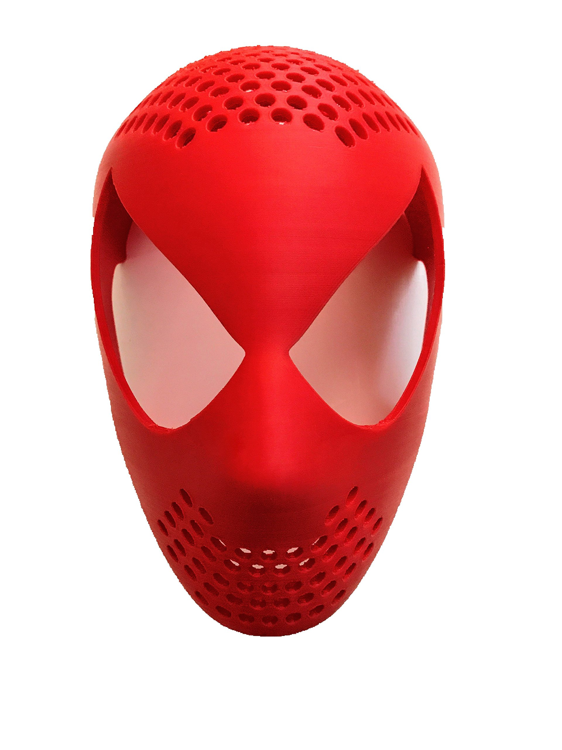 Spider-Man Face Shell by Aesthetic Cosplay Spiderman Mask Spiderman Face Shell