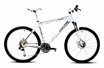 Forme Stag 17 27 Speed Mountain Bike White 17 Inch Amazon Co