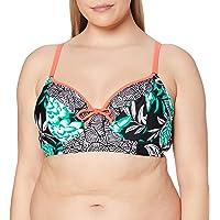 Pour Moi? Women's Sea Breeze Longline Underwired Top Bikini