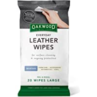 OAKWOOD Everyday Leather Wipes (170mm X 300mm)