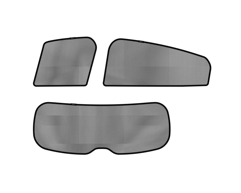 3D MAXpider S1HD0640 3D Soltect Complete Set Custom Fit Sun Shades for Select Honda HR-V Models