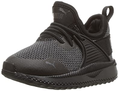 Puma Pacer Next Cage Ac Kids Sneaker: Amazon.co.uk: Shoes & Bags