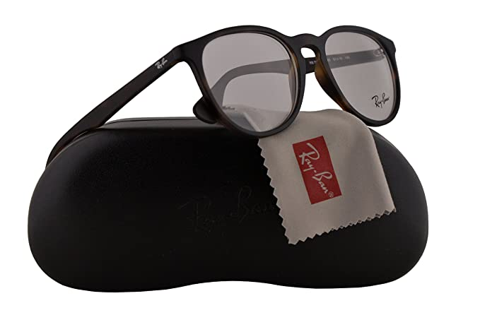 244f70d3cb Image Unavailable. Image not available for. Colour  Ray Ban RX7046  Eyeglasses 51-18-145 Rubber Havana 5365 RB7046