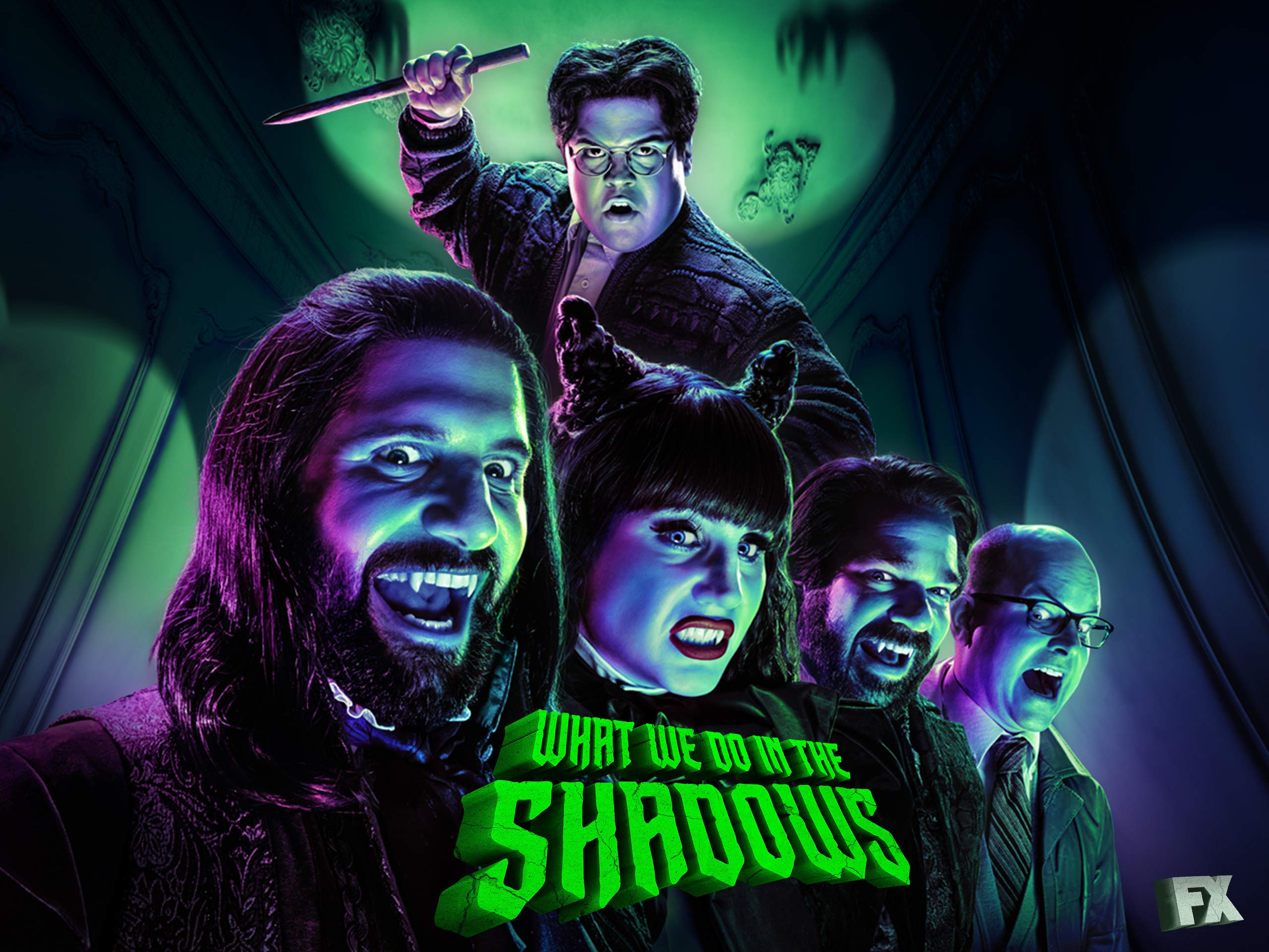 Amazon.com: Watch What We Do in the Shadows Season 2 | Prime Video