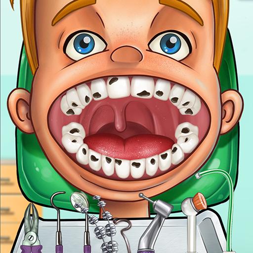 jeux de dentiste pour enfants appstore for android. Black Bedroom Furniture Sets. Home Design Ideas