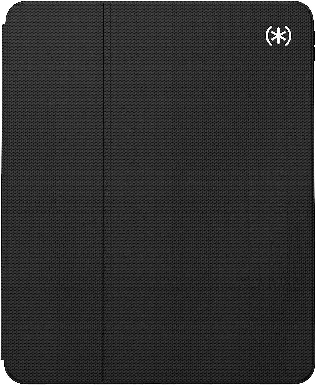 Speck Products Presidio Pro Folio iPad Pro 12.9-Inch Case (2018/2020), Black/Black (134861-1050)