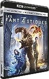 Les 4 Fantastiques [4K Ultra HD + Blu-ray + Digital HD]