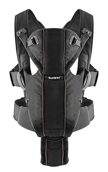 be4f7de462f Amazon.com   BABYBJORN Baby Carrier Miracle - Black