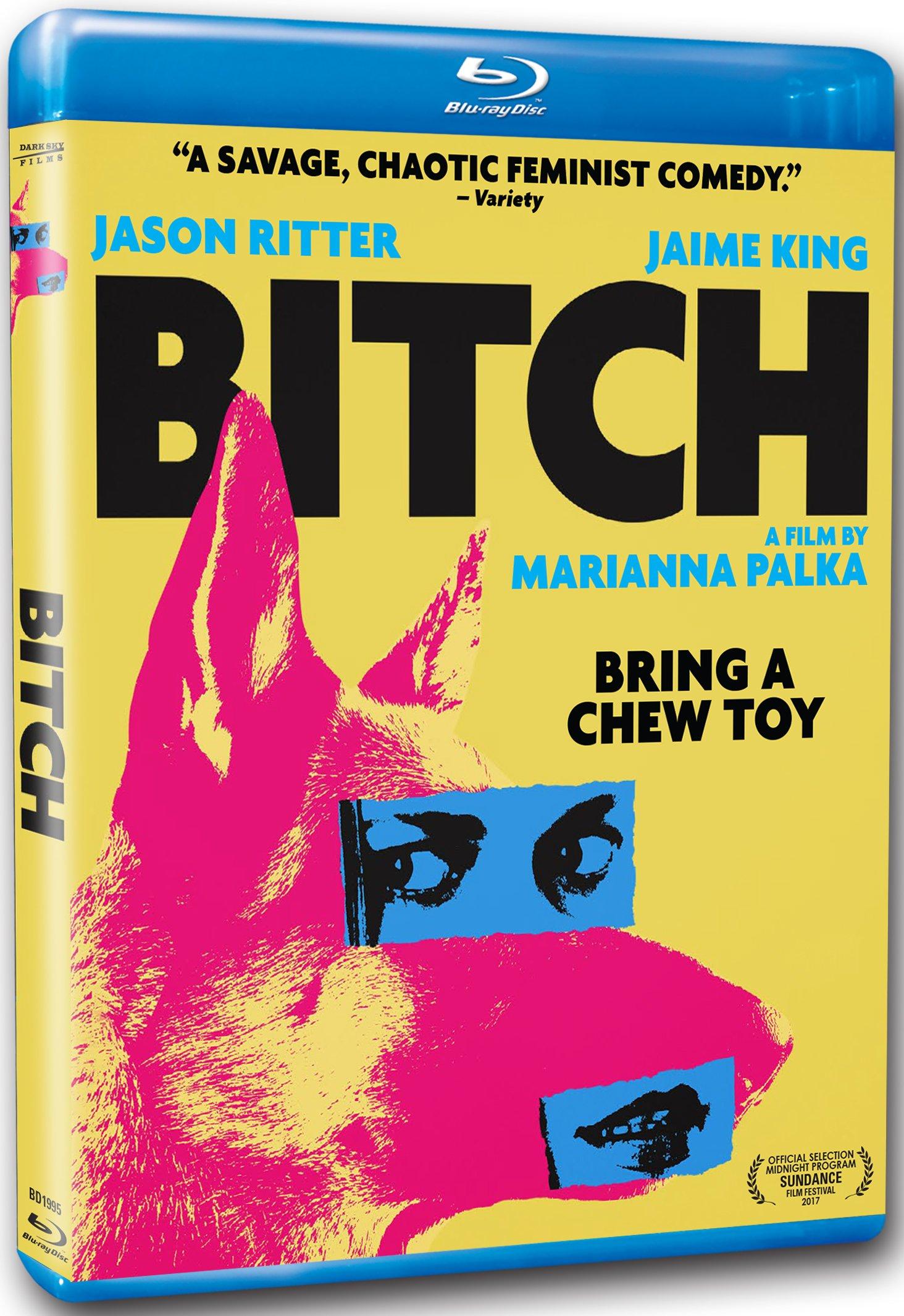 Blu-ray : Bitch (Blu-ray)
