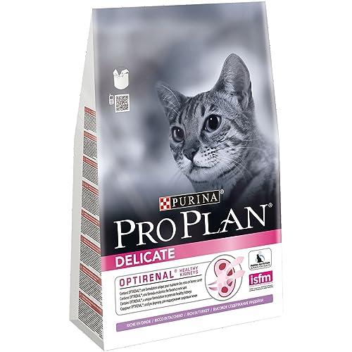 PRO PLAN Delicate Dry Cat Food Turkey 3kg