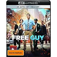 Free Guy (4k/bd)