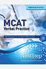 MCAT Verbal Practice Paperback